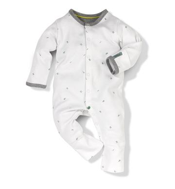 Kit & Kin All-in-one - Size: 6-12 months