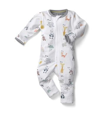 Alphabet All-in-one - Size: 6-12 months