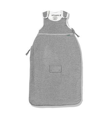 Grey Sleeping Bag - Size: 0-6 months