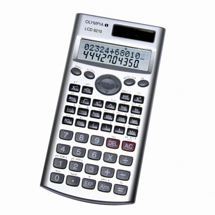 Olympia Calculator LCD9210