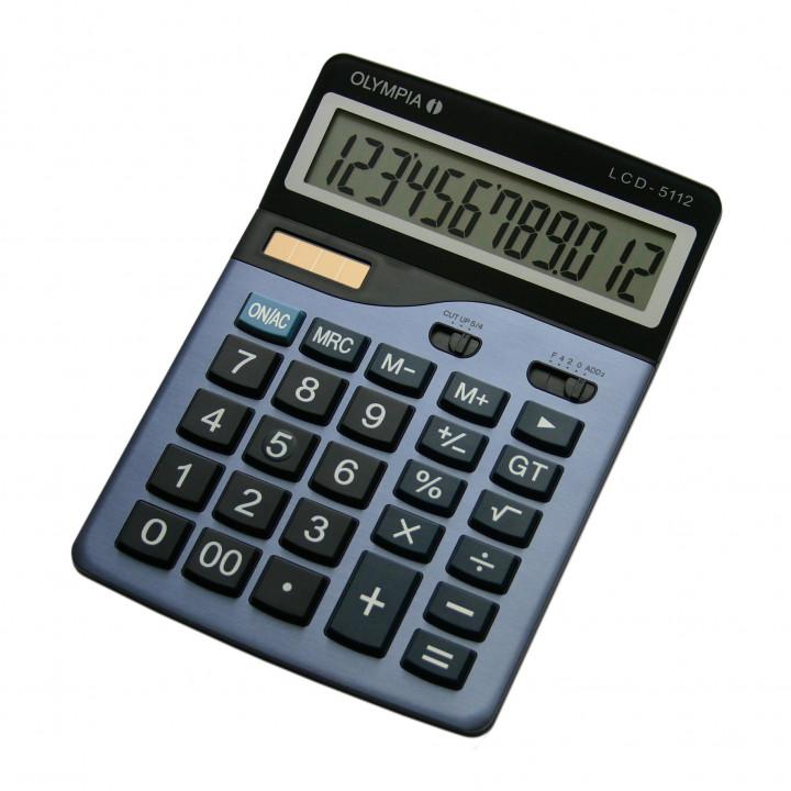 Olympia Calculator LCD5112