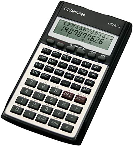 Olympia Calculator LCD8210