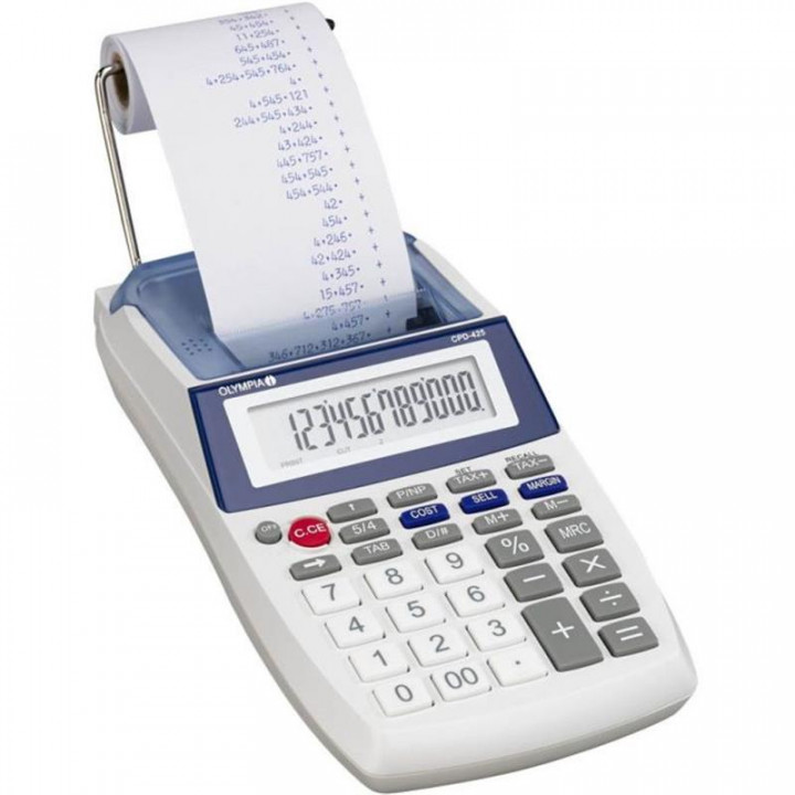 Olympia Calculator CPD425