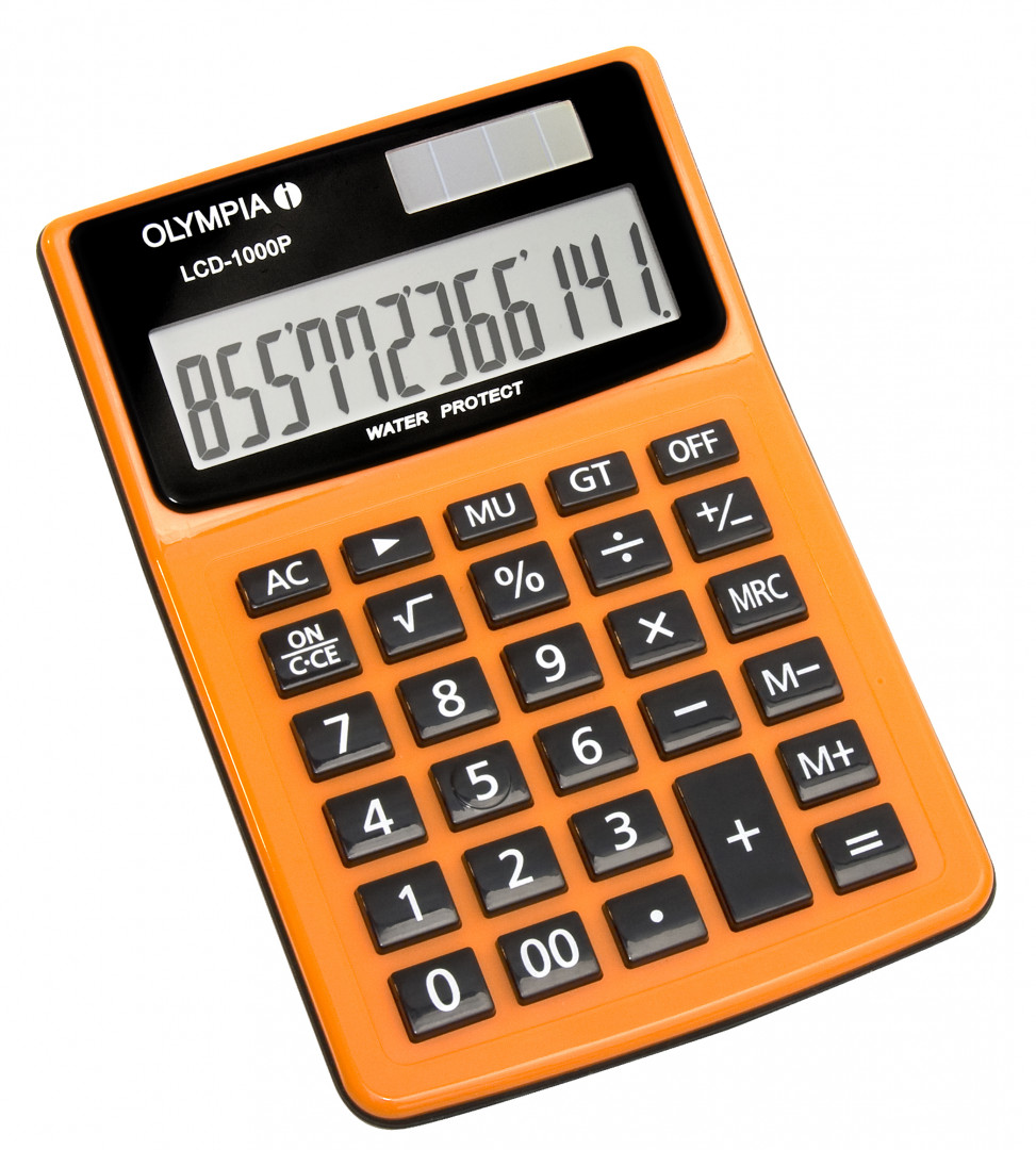 Olympia Calculator LCD1000P