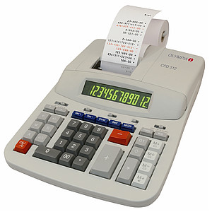 Olympia Calculator CPD512