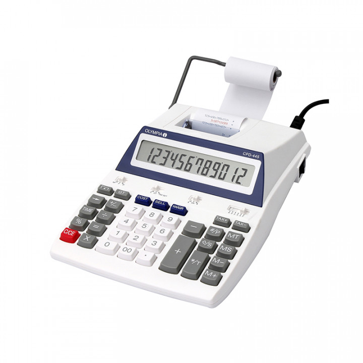 Olympia Calculator CPD445