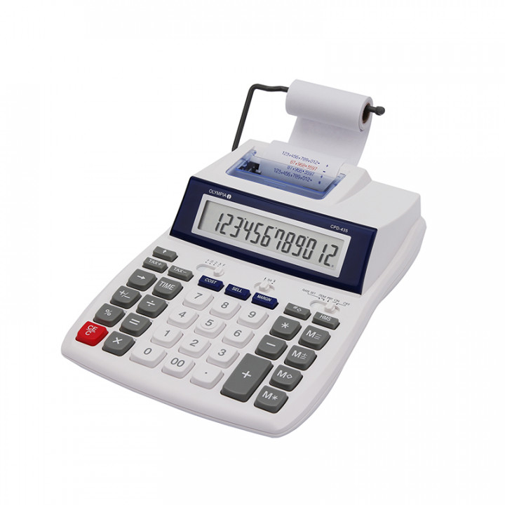 Olympia Calculator CPD435