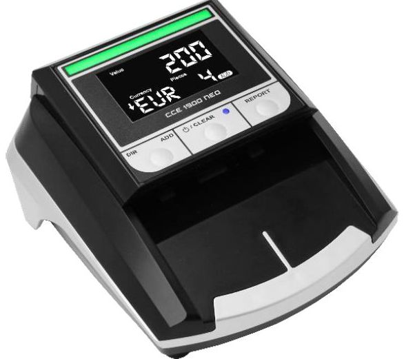 CCE 1901 (Bank-note Counter/Validator)