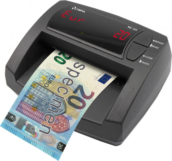 Olympia NC 325 (Bank-note Counter/Validator)