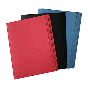MIX SET A4 BINDING COVERS - RED
