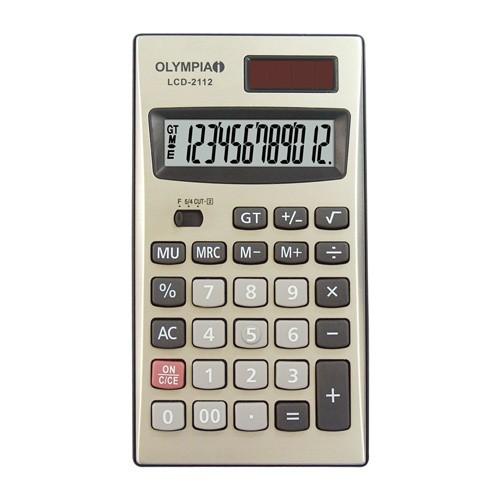 Olympia Calculator LCD2112