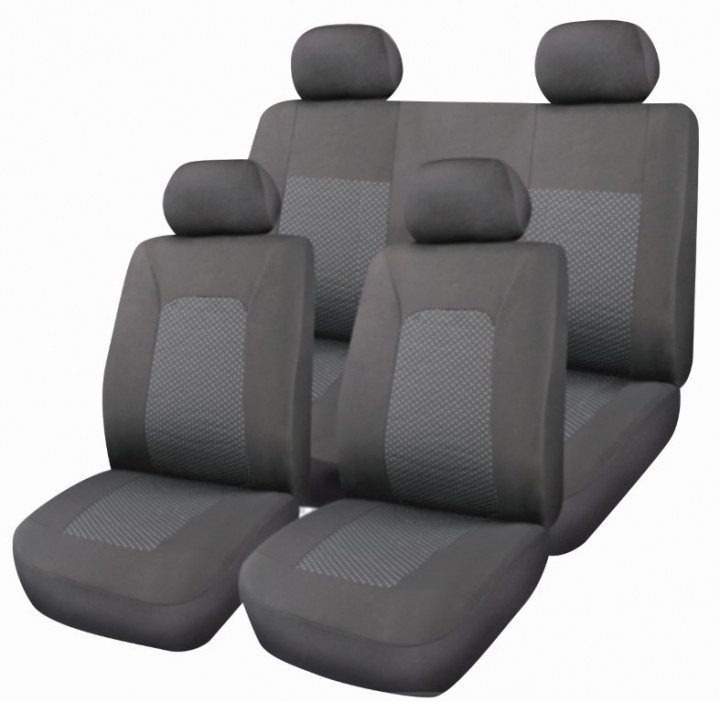 GEAR & GO POLYESTER CAR SEAT COVER SET