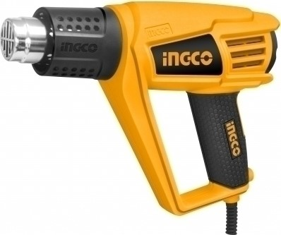 INGCO HEAT GUN 2000W - Yellow