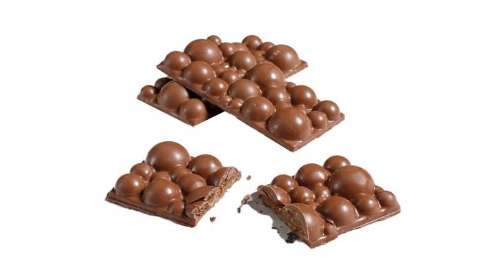Milk -Caramel Chocolate Bar