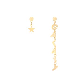 Galactica earrings