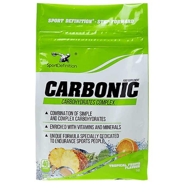 Sport Definition Carbonic 1000g - Tropical Fruit