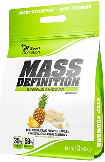 Sport Definition Mass Definition - White Chocolate Pineapple