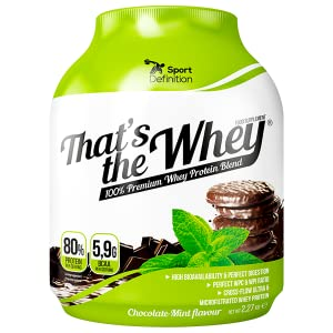 Sport Definition That's The Whey - Chocolate