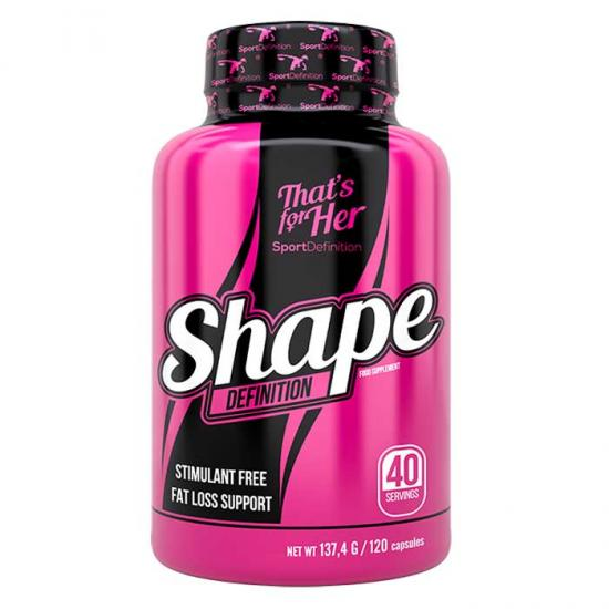 That's for her Shape Definition