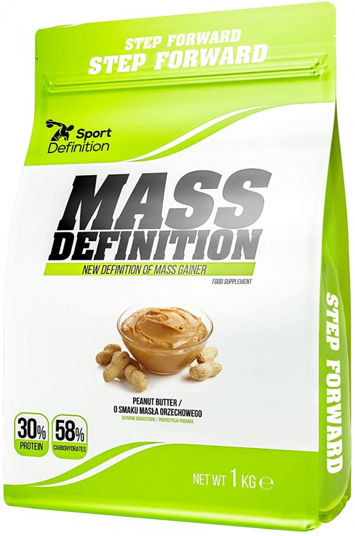 Sport Definition Mass Definition - Peanut Butter