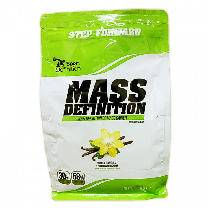 Sport Definition Mass Definition - Vanilla