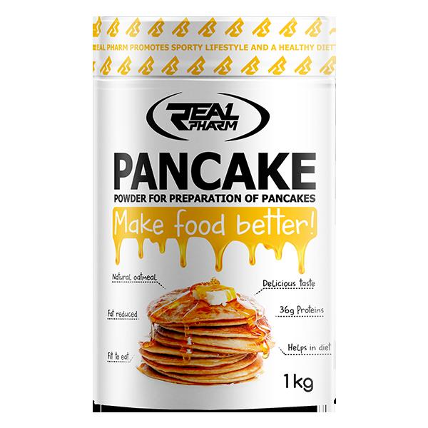 RealPharm Pancake - Coconut
