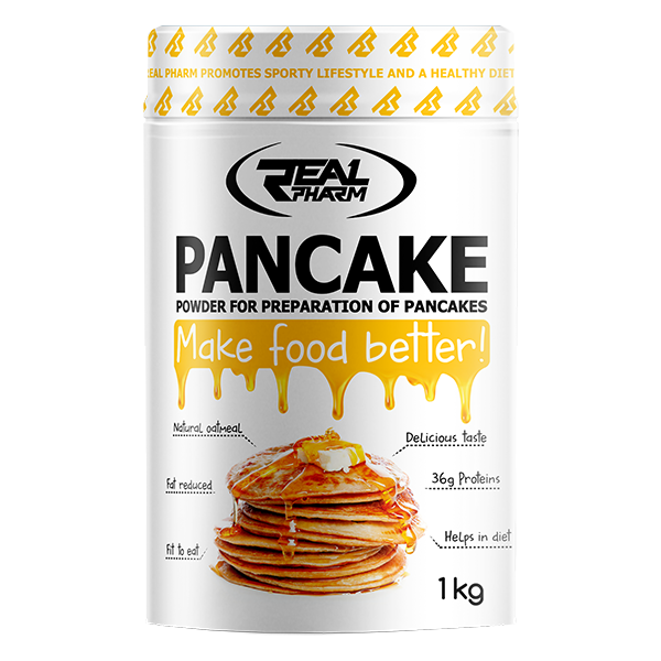 RealPharm Pancake - Strawberry