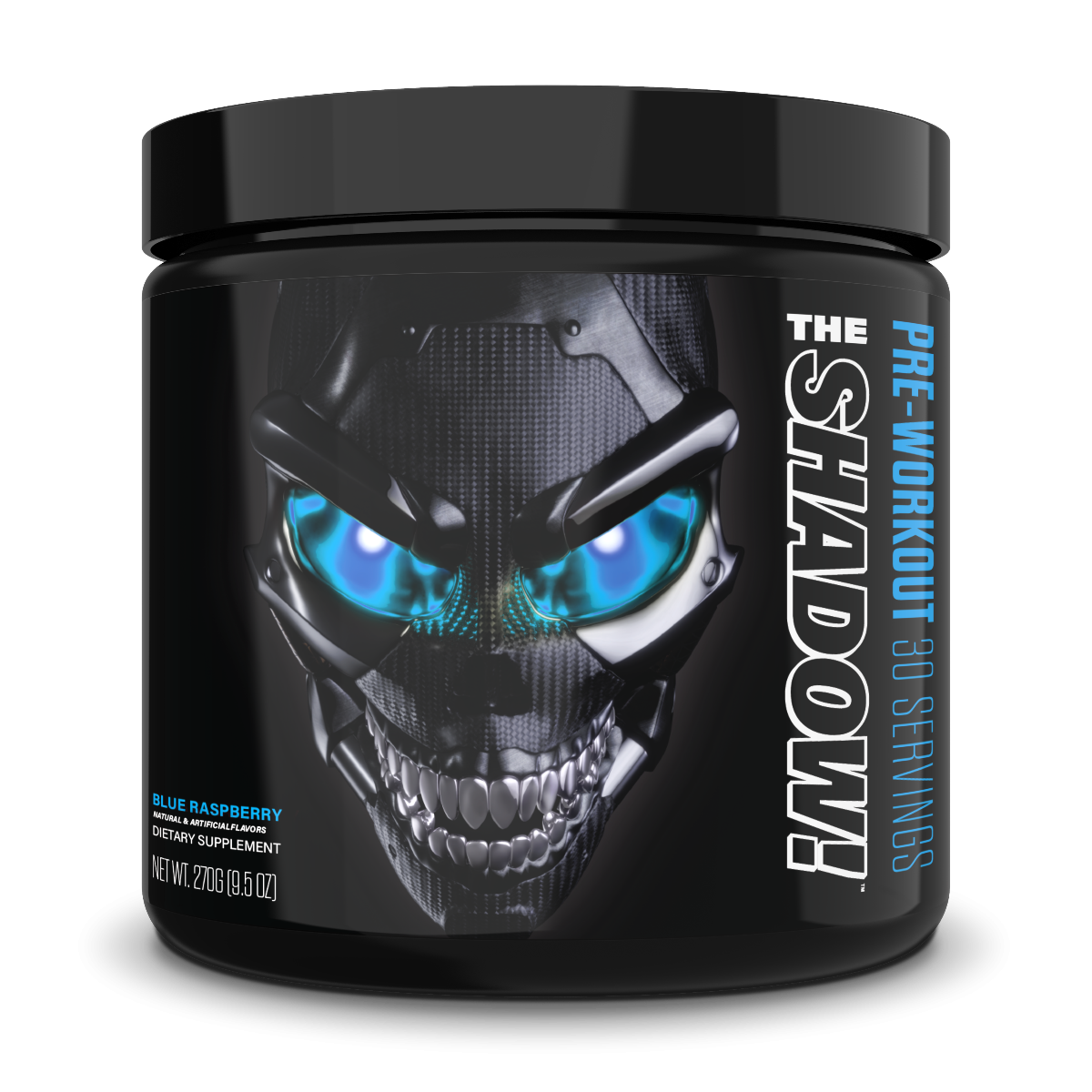 JNX Sports - The Shadow Pre-workout stimulant 270 g