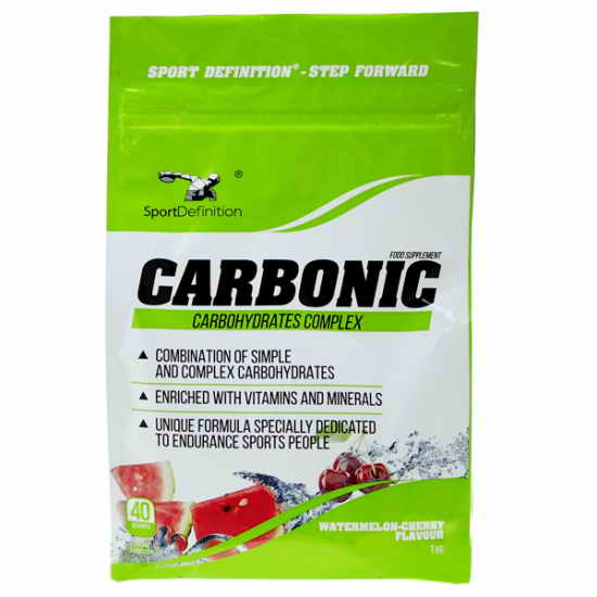 Sport Definition Carbonic 1000g- Watermelon+Cherry