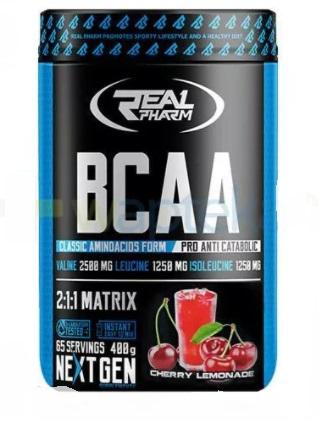 Real Pharm BCAA - Cherry lemonade