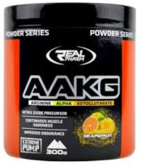 Real Pharm AAKG - Grapefruit, Powder