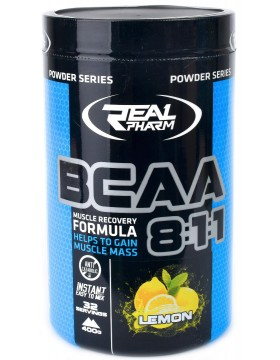 Real Pharm BCAA 8:1:1 - Lemon