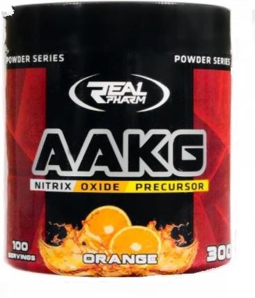 Real Pharm AAKG - Orange Powder