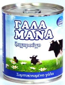 Mana' Sweetened condensed milk 397g