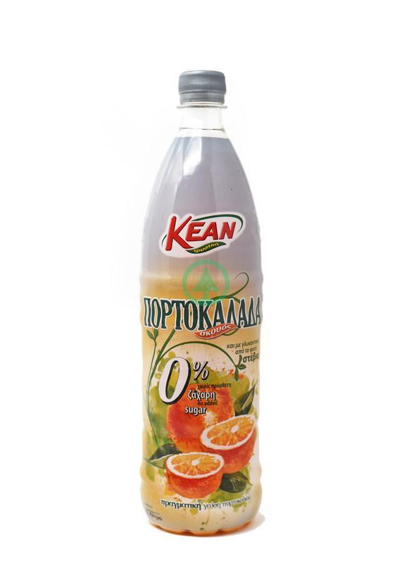 Kean Orange Squash Stevia 1L
