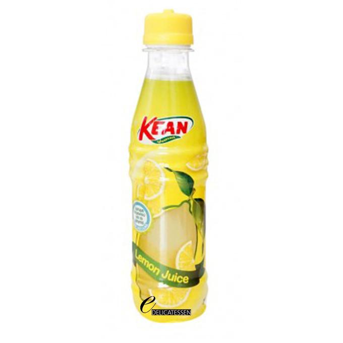 Kean lemon juice 250ml