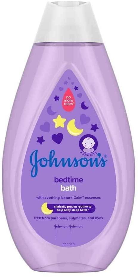 Johnsons Shampoo Bedtime bath 300ml