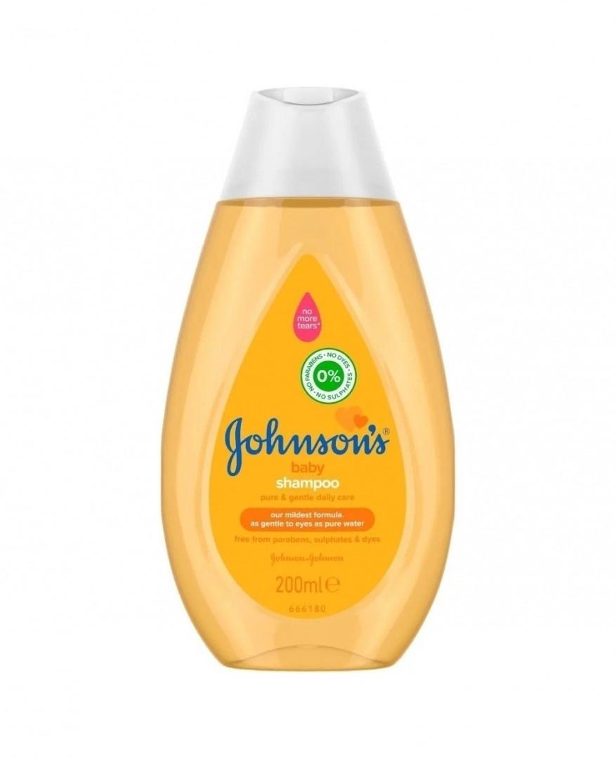 Johnsons Shampoo original 300ml