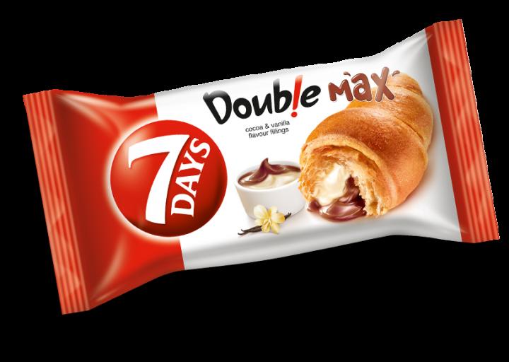 7days Croissant Cocoa & Vanilla 120g