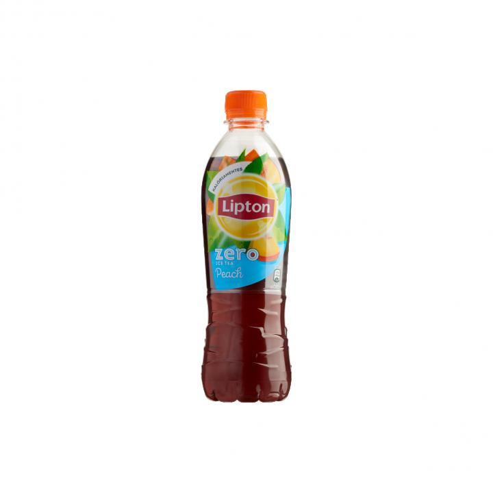 Lipton Ice Tea peach zero 500ml