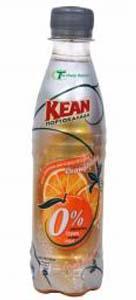 Kean Orangeade Zero with Stevia 250ml