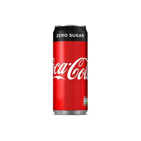CocaCola zero 330ml