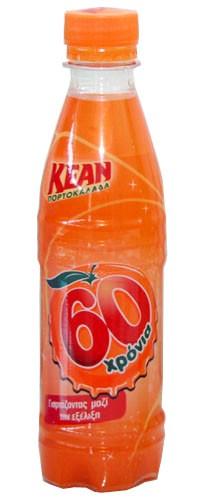 Kean orangeade 250ml