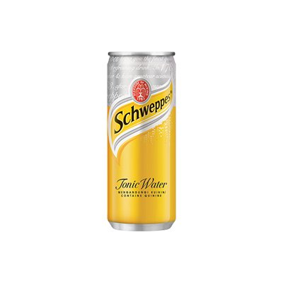 Schweppes tonic water 330ml