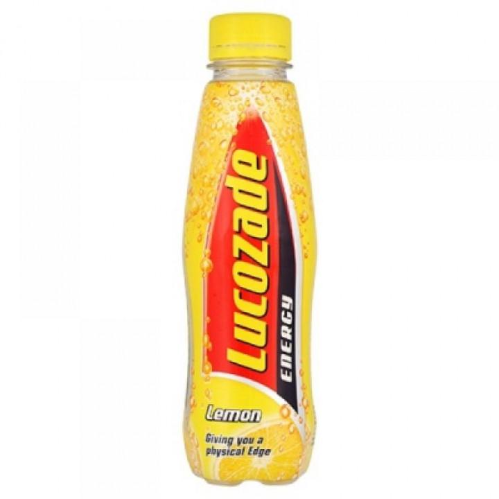 Lucozade lemon 380ml