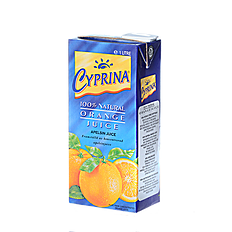 Cyprina orange Juice 500ml