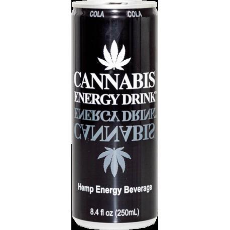 Cannabis Energy Drink cola 250ml