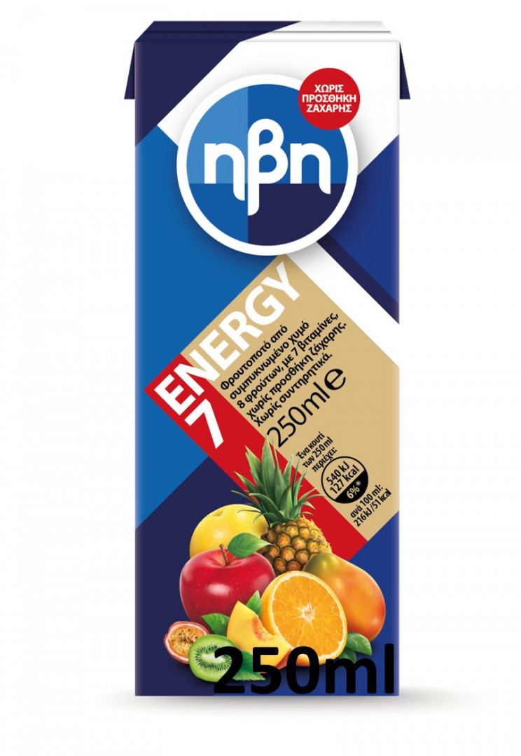 Ivi energy 7 Juice 250ml