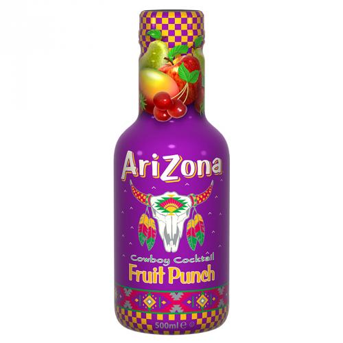 Arizona fruit-punch 500ml