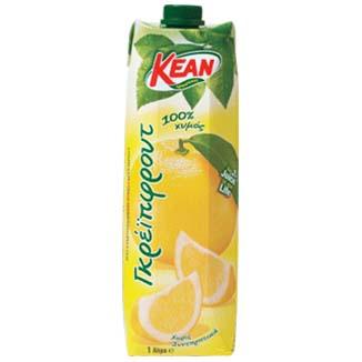 KEAN Juice Grapefruit 1L